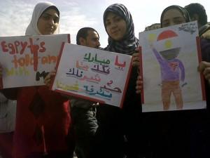 Resultado de imagen de primavera arabe mujer