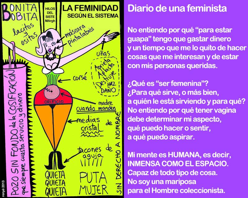 Feminidad en el patriarcado 1