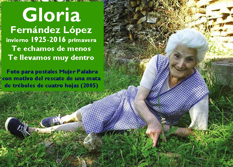 2016 Gloria Fernández López