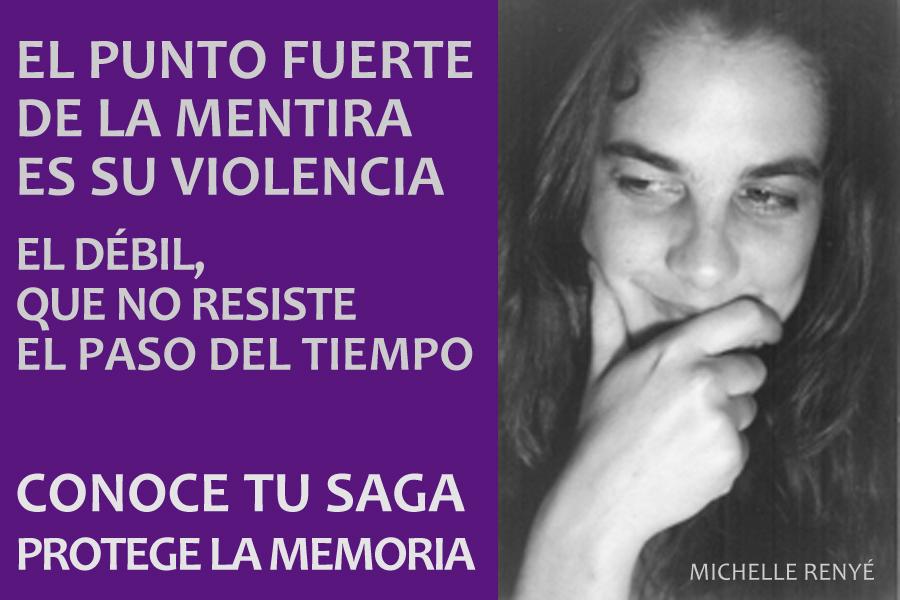Michelle Renyé Llegó La Era Escuchando A Las Mujeres Frases