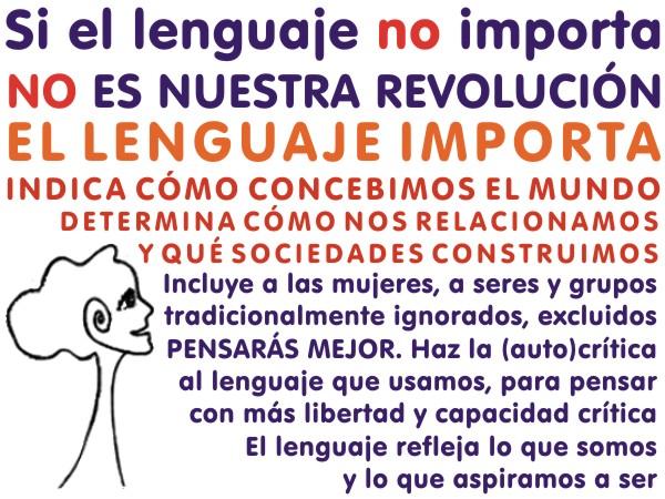 glosario lenguaje: